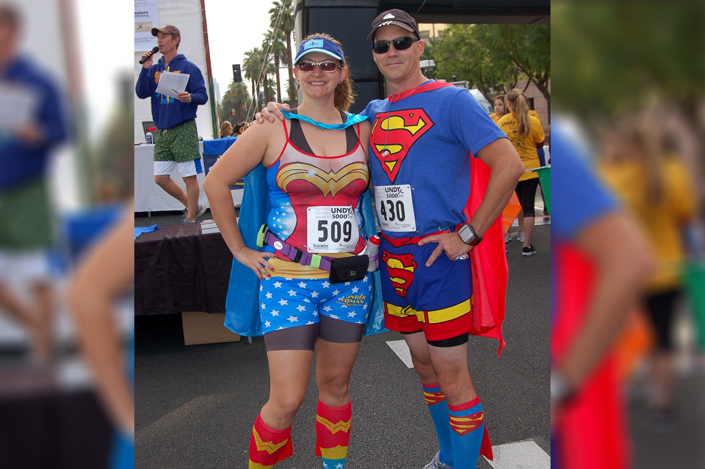 The Undy 5000 Drawing Attention To Colon Cancer Forsyth Woman Magazine