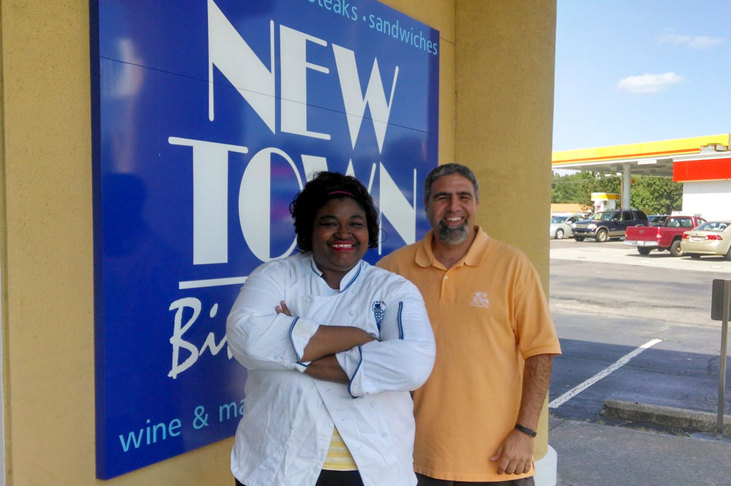 Restaurant Takeover at New Town Bistro