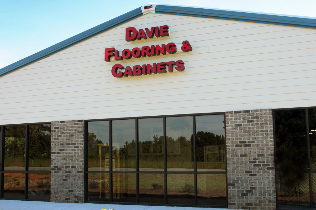 Davie Flooring & Cabinets:  Helping Make Your Vision a Reality