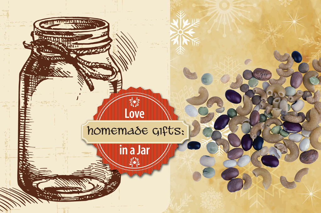 Homemade Gifts:  Love in a Jar