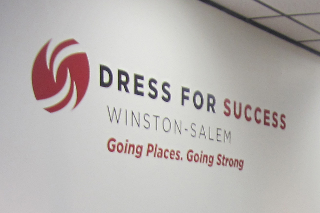 Dress for Success:  New Office, New Look, Same Amazing Commitment