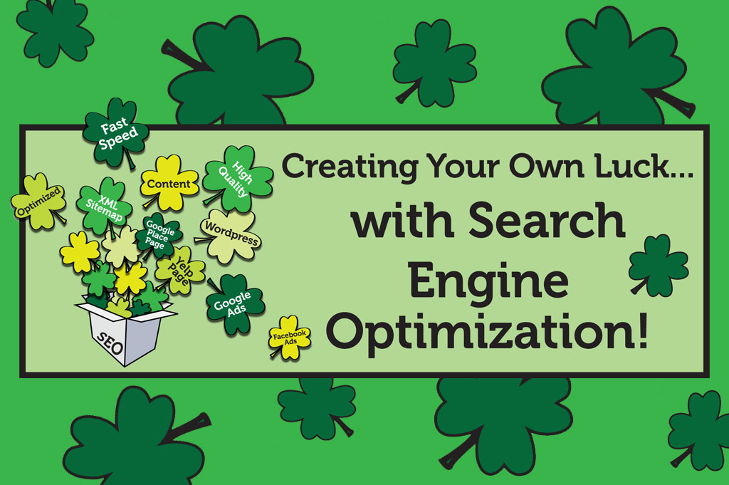 Create Your Own Luck with Search Engine Optimization - Forsyth Woman Magazine