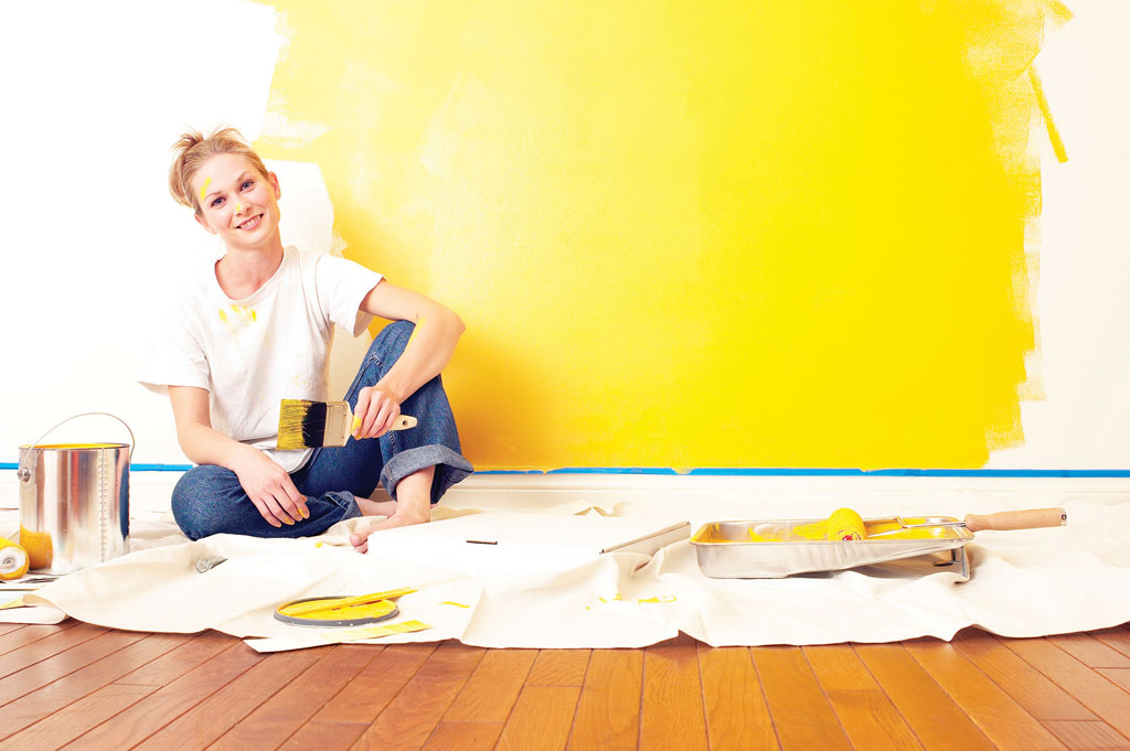 The Color of Your Wall:  Need Inspiration?  Part Two