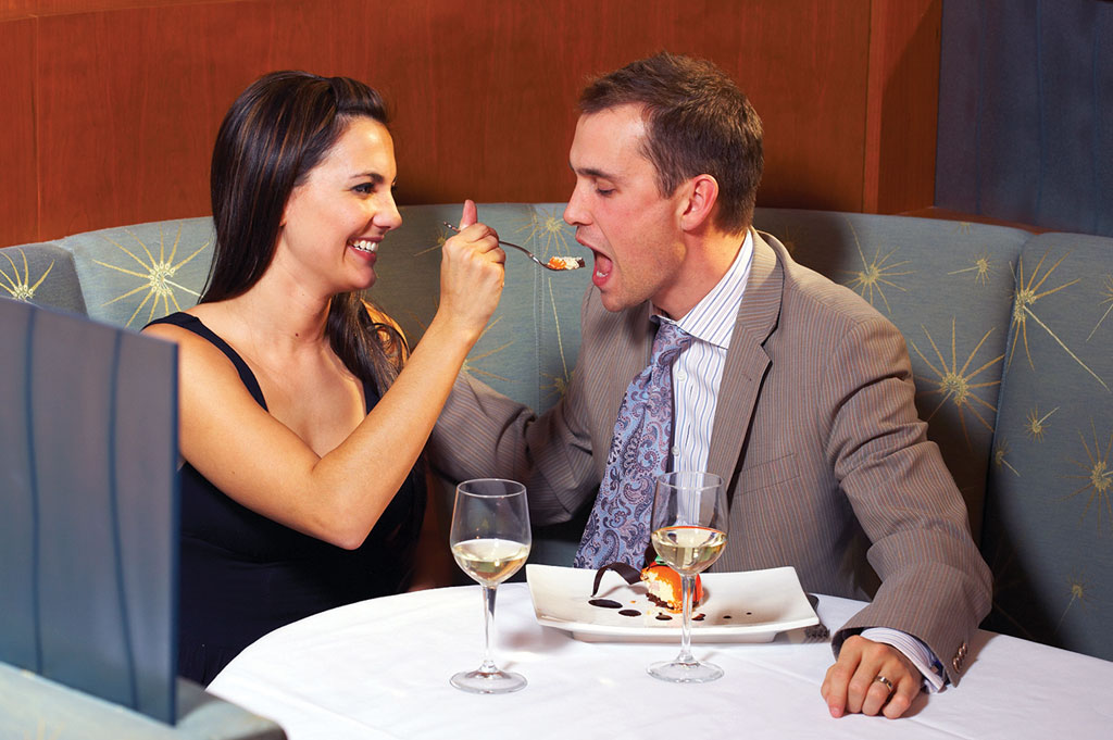 Things That Make You Blush: Dating Like You're Desperate