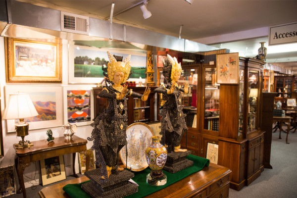 Laster's Fine Art and Antiques -- Your Source for Buying, Selling or Consigning