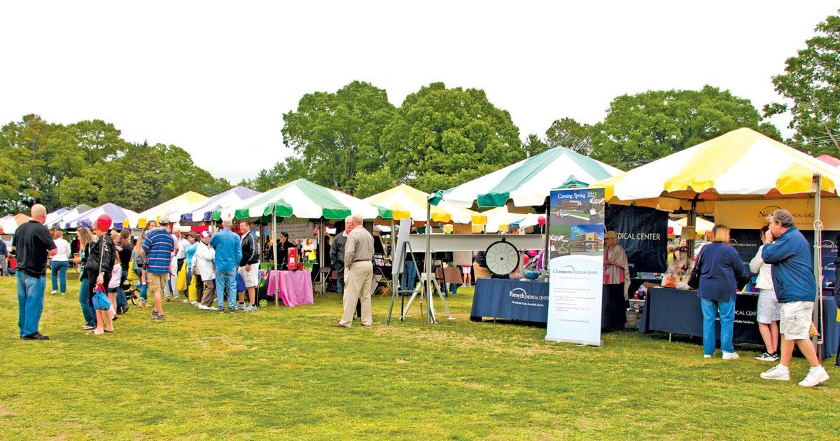 Celebrating the 7th Annual Clemmons Community Day