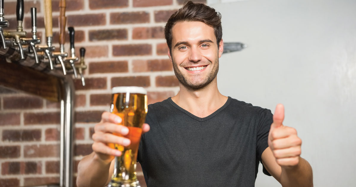 The Man Page:  How do you know which beer should you buy?