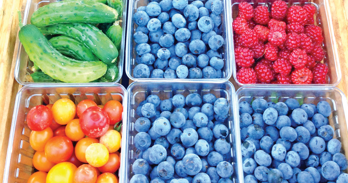 CLEMMONS' FARMERS' MARKET – NEW LOCATION Fresh Produce in the Neighborhood