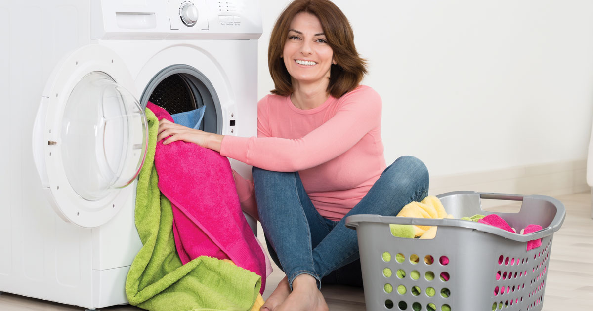 Washing Household Items: Too Little or Not Often Enough?