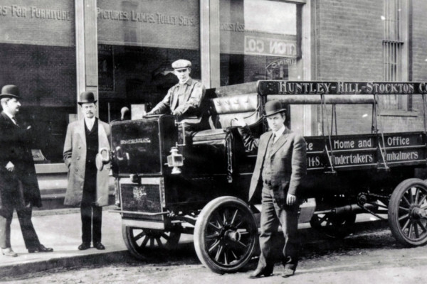 Winston-Salem Time Traveler:  Just an Ordinary Day in 1918