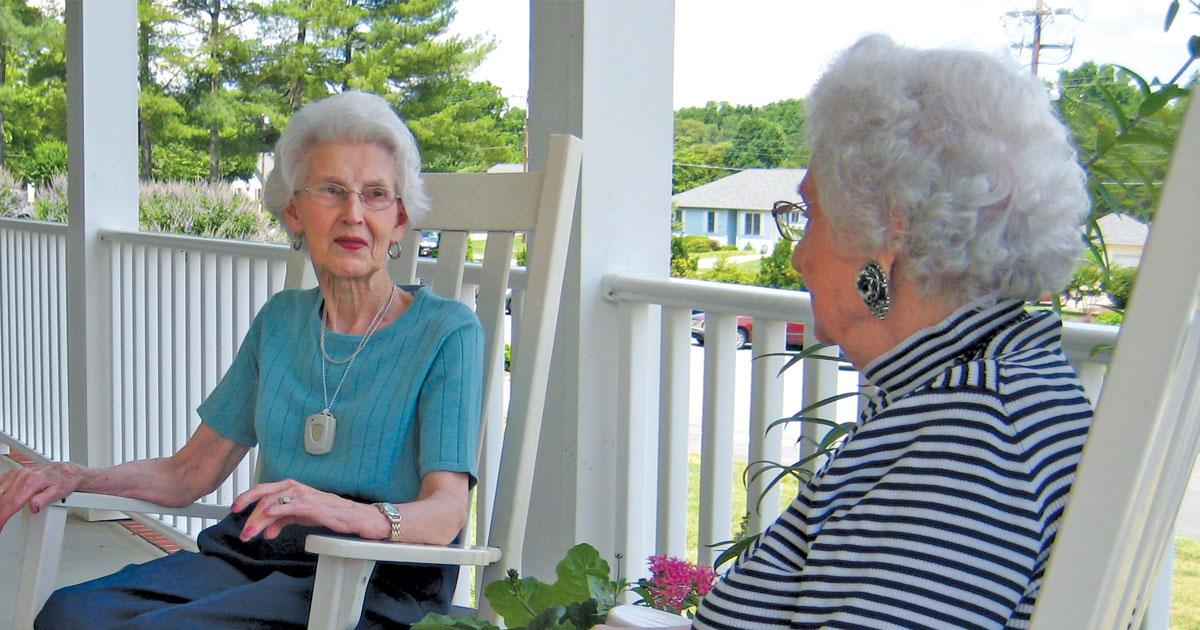 Vienna Village Assisted Living Earning the Trust of Families since 1965