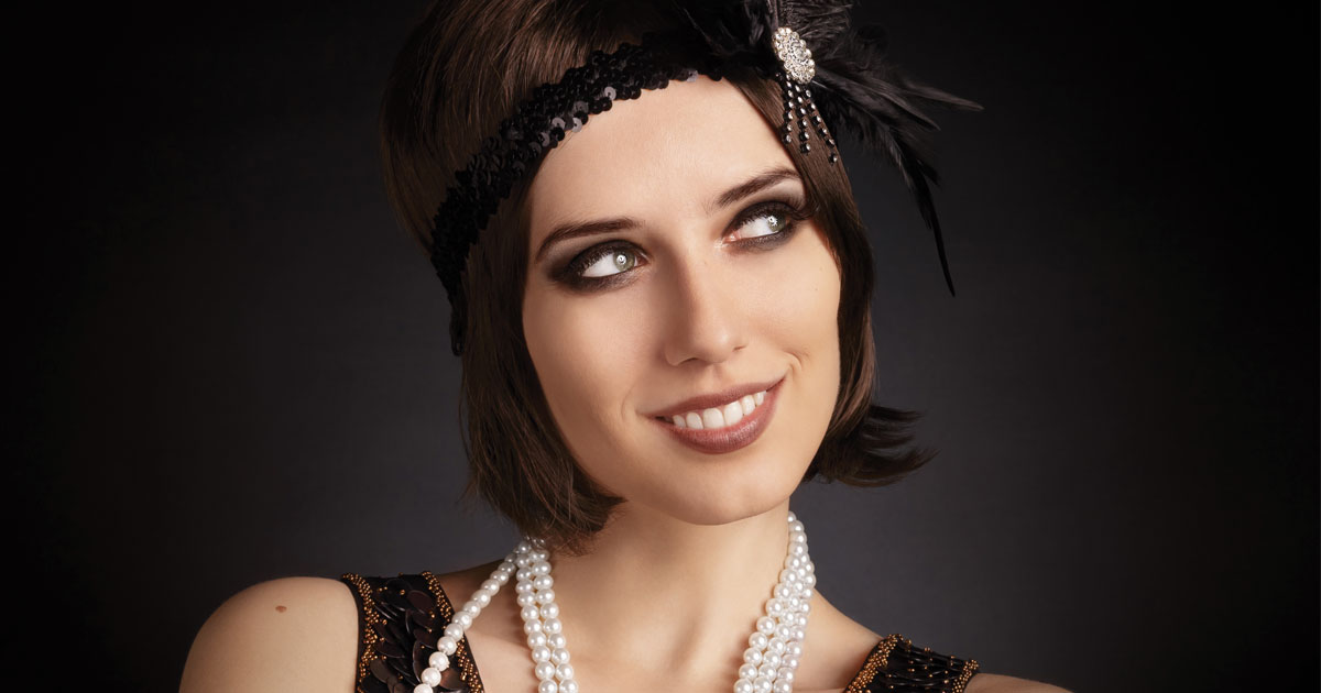 "The Modern Day Flapper — Women and Their ""Adorable-If-They-Want-It-To-Be"" Power"