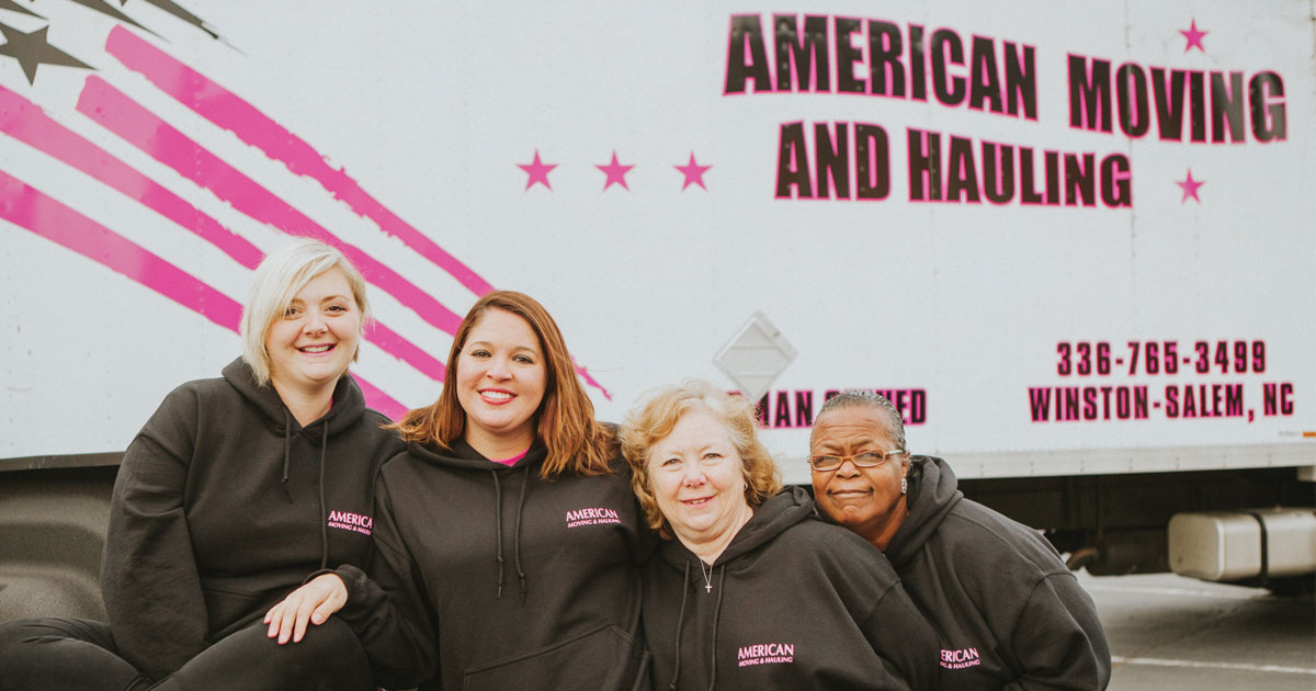 Top 7 Reasons to Use American Moving