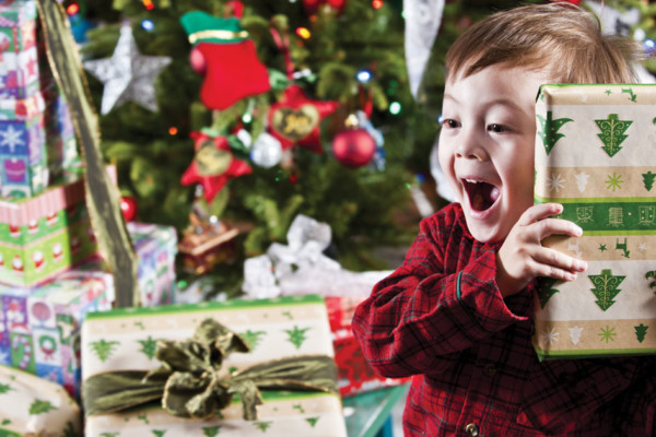 Toys for Tots:  Giving Christmas to Every Child