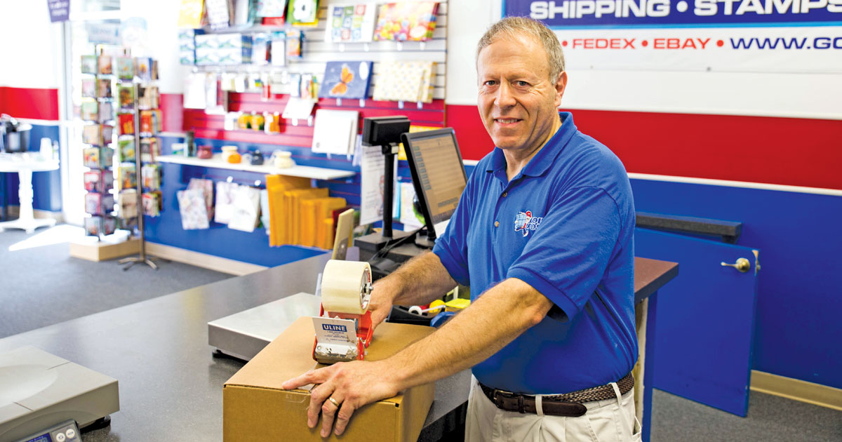 Visit Goin' Postal Clemmons Today! Make Life Easier – Let Goin' Postal Wrap, Ship, Notarize and so much more!