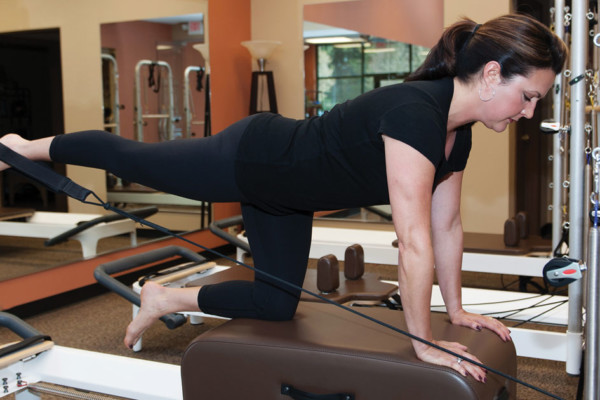 Inner Strength Pilates: Balancing your beautiful life!