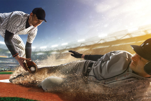 The Man Page:  Break out your gloves, baseball is back!
