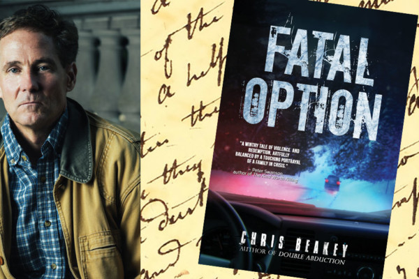A Novel Idea - Chris Beakey: Fatal Option