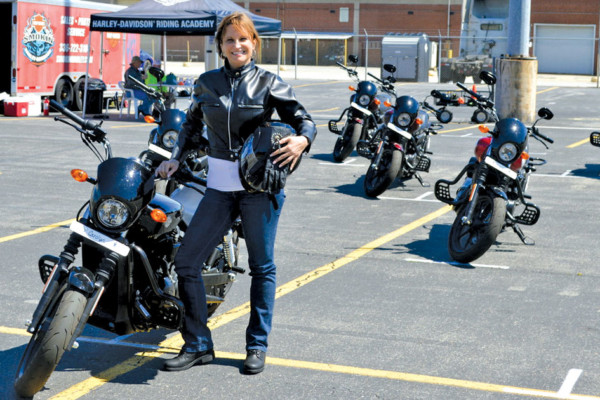 Smokin' Harley-Davidson:  Riding Academy Combines Safety and Fun All in One!