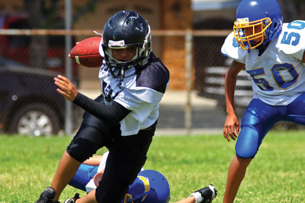 Do I Really Want My Child Playing Football?