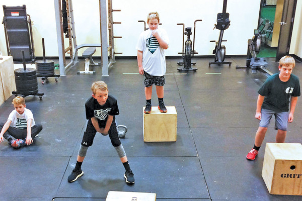 GRIT - Game Ready Intense Training After School Program