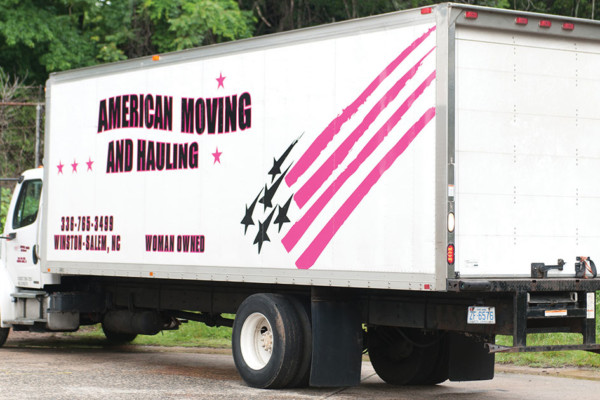 Moving? American Moving & Hauling is at the Ready