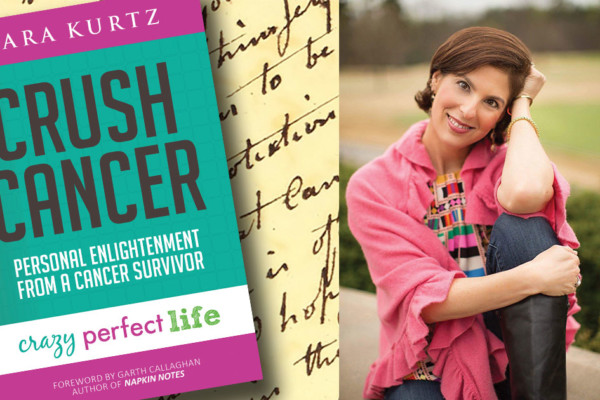 "A Novel Idea:  Dara Kurtz, ""Crush Cancer"""