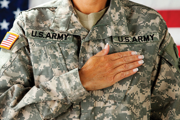 Celebrating Veterans Day – November 11, 2017 Women in the Military