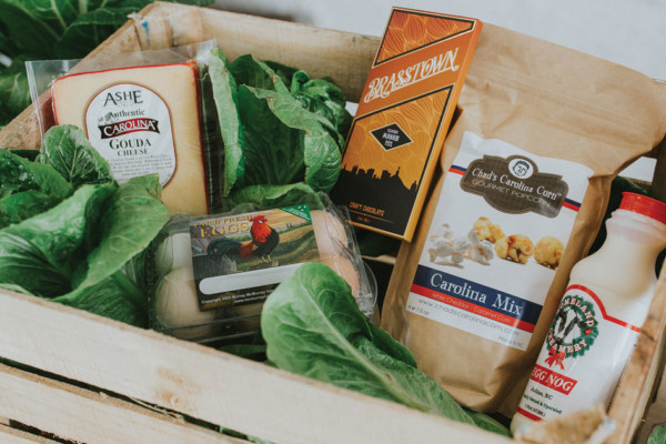 Salem Delights Fresh Produce & Local Goods Delivered to Your Home