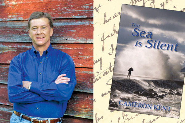 A Novel Idea: Cameron Kent:  The Sea is Silent