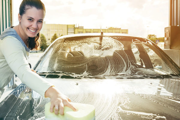 Car Care #1:  The Exterior:  Keeping the Shine