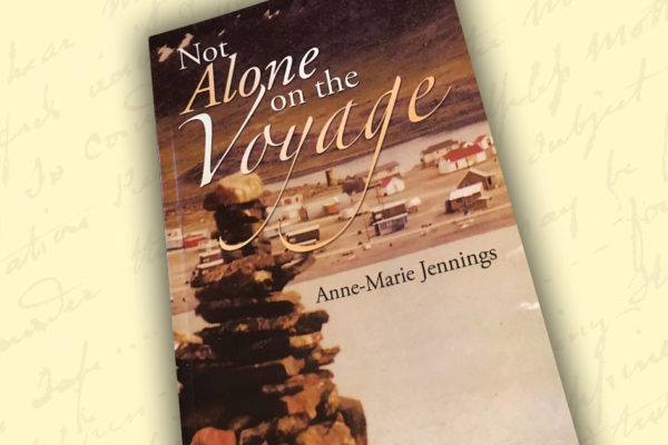 A Novel Idea: Anne-Marie Jennings - Not Alone on the Voyage