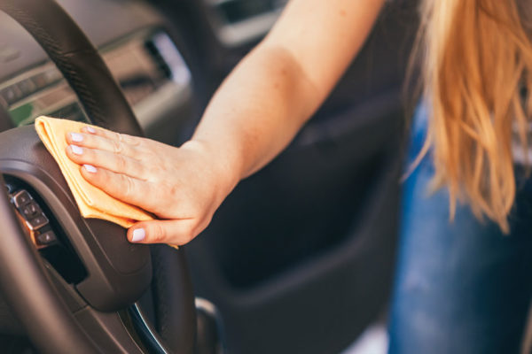 Car Care: #3 of 4: The Interior's Nooks and Crannies