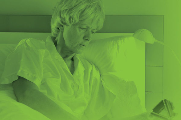 To Your Health: Losing Sleep Over Alzheimer's Disease