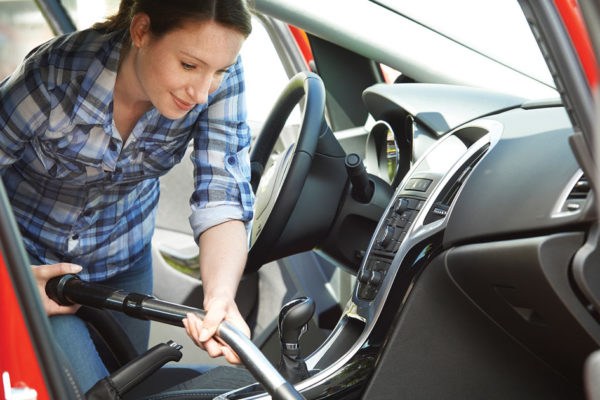 Car Care 4:  How to Clean the Upholstery