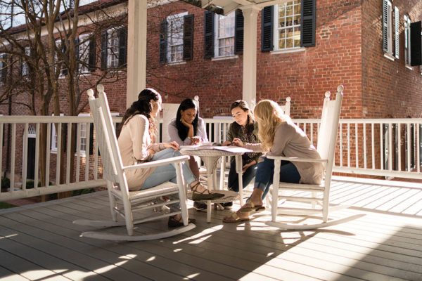 Where Academic Dreams Come to Life:  Salem College's Martha H. Fleer Center for Adult Education