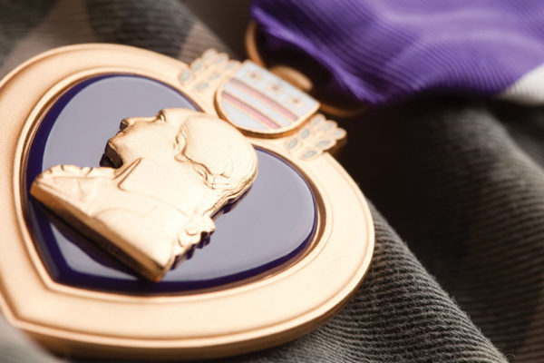 August 7: A Day to Honor and Remember Purple Heart Recipients