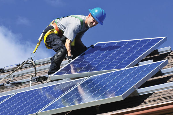 Constructing Dreams:  The Facts and Falsehoods of Solar Panels