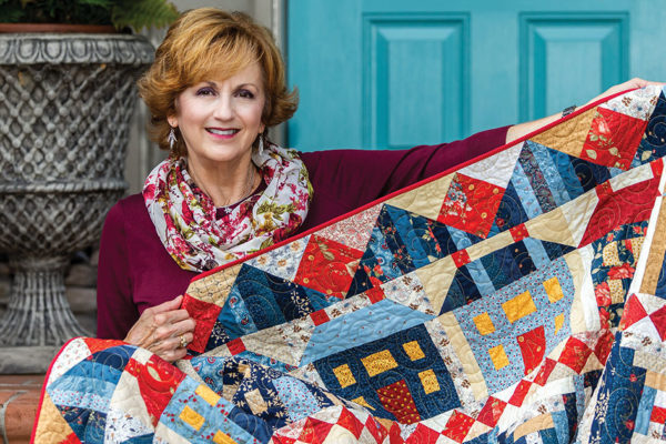 ReDESIGNS by Ava:  Quilts Are Made To Be Enjoyed