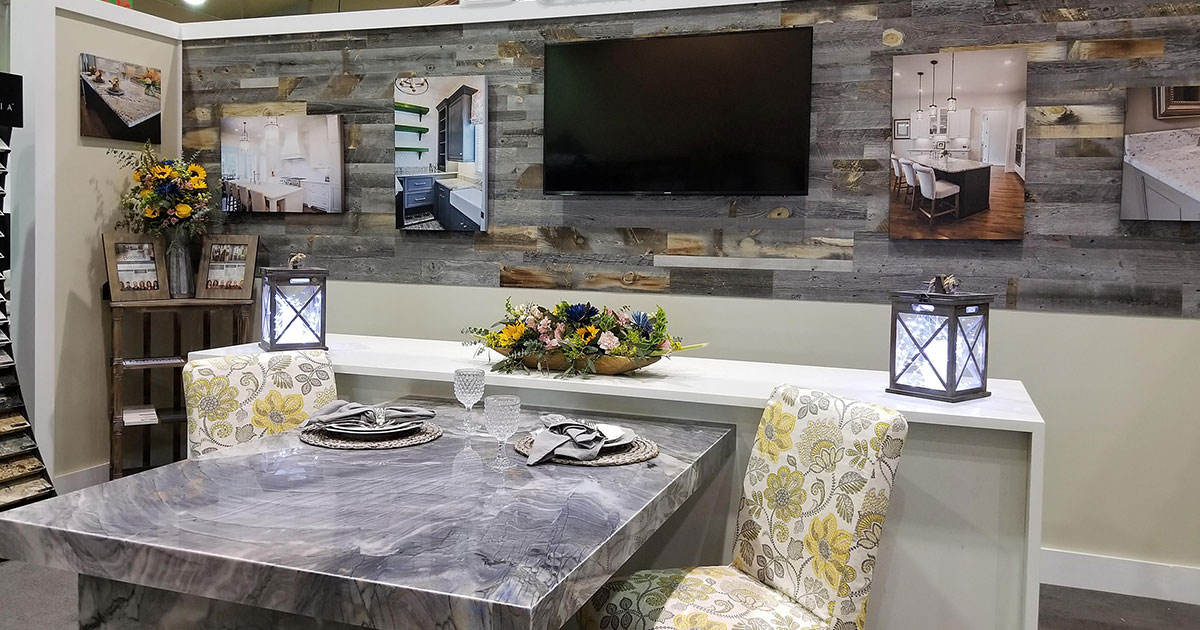 Bloomday Granite Marble Join Them At The Triad Home Garden Show Forsyth Woman Magazine