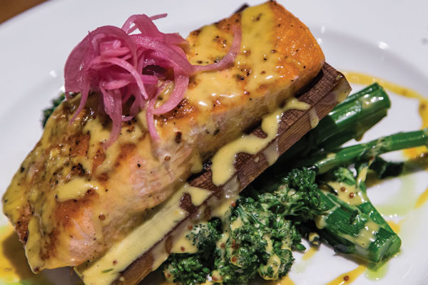 Rosey's Review:  Three Bulls American Steakhouse