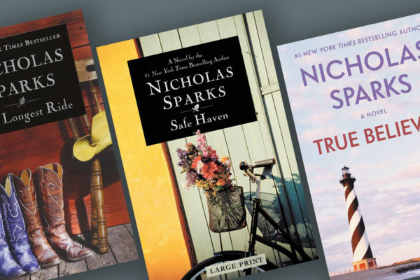 Writers Who Read: The Best of Nicholas Sparks