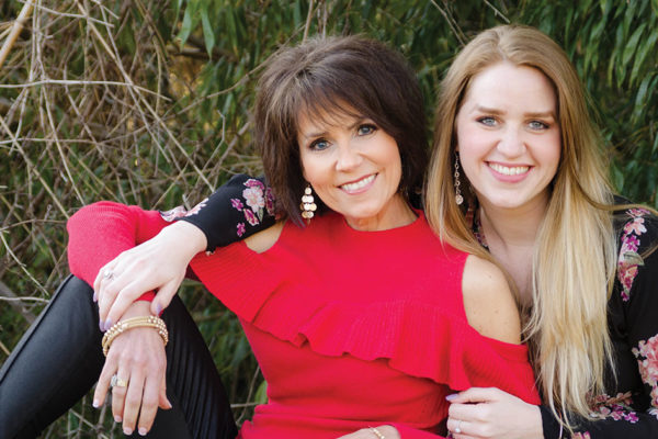 Ministry Starts with Family:  Debbie and Kaylyn Lanier