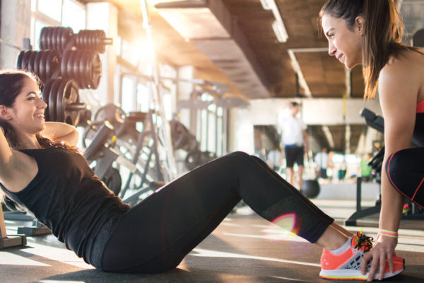 To Your Health: Working out with a Partner...Making the Healthy Choice