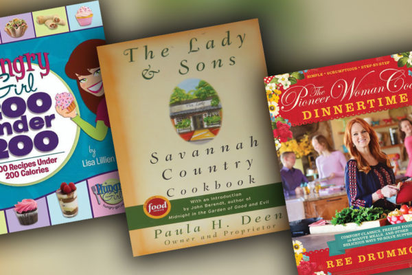 Writers Who Read: Delicious Cookbooks