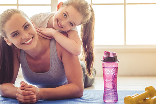 Ways to Fit in Being Fit as a Working Mom