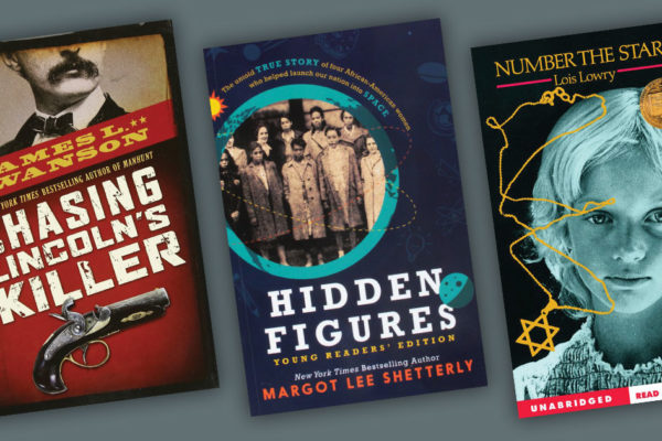 Writers Who Read: Historical Novels for Young Adults