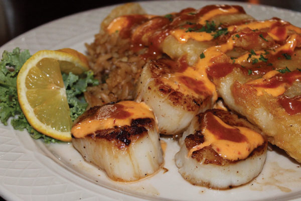 Rosey's Review: Sapona Bar & Grille