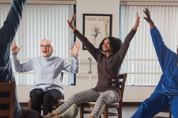 How Dance and Movement Could Help Us Better Understand Aging