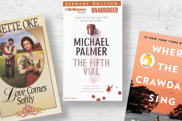Writers Who Read: Our Beloved Fiction Books